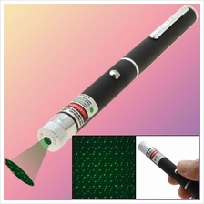 1 pc Amazing Party Green Laser Pointer Pen Star Projector