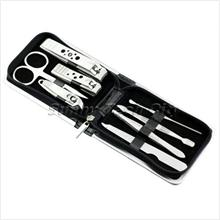 1pc 8 in 1 Manicure / Pedicure Set
