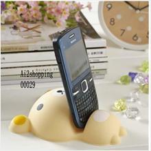 00029Creative easily bear mobile phone holder