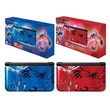 Pokemon 3DS XL Limited Edition (Red/Blue)  Get Tomorrow