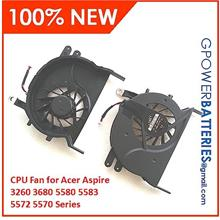 CPU fan for Acer Aspire 3260 3680 5580 5583 5572 5570