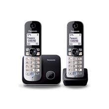 Panasonic Twin Cordless Phone KX-TG6812
