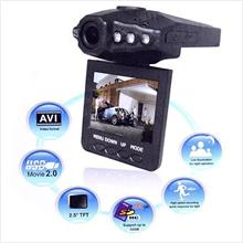 Car Recorder HD DVR 2.5' Color TFT LCD LED Nightvision
