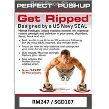 Perfect PushUp - The Best Upper Body Workout, King Of Pushup