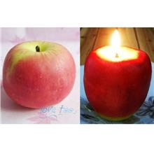Apple Scented Candle —Fruit Shaped.Home Deco.Novelty—