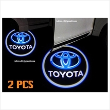 Toyota & Ford Car Door logo light projection / Ghost Light