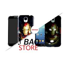 Iron Man The Avengers Samsung S4 LED Beam Case by NFC (Ironman)