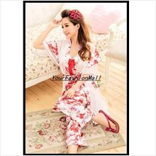 d1081ea2ee 00248 nightgown sleepwear + pajamas + + family of four sets of belts
