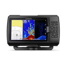 Garmin Striker Plus 7cv Chirp Traditional ClearVu Sonar Quickdraw Map