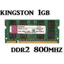 1GB Kingston Notebook Laptop DDR2 RAM 800Mhz PC-6400 KVR800D2N6/1G