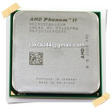 AMD Phenom II X4 955 3.2Ghz Processor for Socket AM2+ AM3