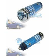 1 pc Mini Auto Car Fresh Air Purifier Oxygen Bar Ionizer