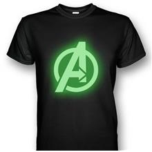 Avengers Glows In The Dark T-shirt 2