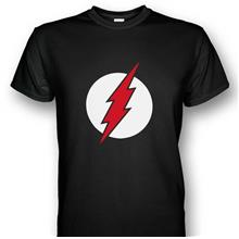 Black Flash Emblem T-shirt