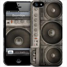 Gelaskins Hardcase for Apple iPhone 5 iPhone 5S - Boombox