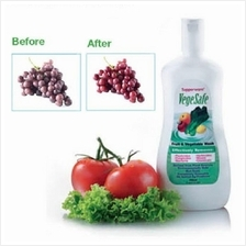 Tupperware VegeSafe (1) 450ml  —Remove pesticide from fruit/vegetable—