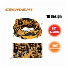 [CRONUS.MY] ORIGINAL MULTIFUNCTIONAL MICROFIBRE HEADSCARF 18 DESIGNS