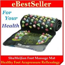 Healthy & Relax Foot Walking Acupressure Reflexology Massage Mat-Long