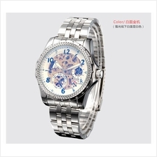 lk colouring automatic mechanical watch