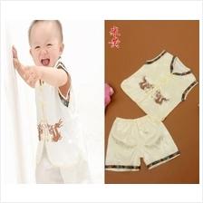 Boy's Tang Suit / Traditional Chinese Dragon Tang Custom