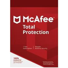 Mcafee Antivirus Internet Total Protection LiveSafe Security 2021 PC