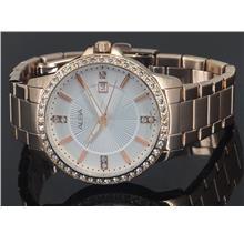Alba Ladies Swarovski Crystal Watch VJ32-X242RGS
