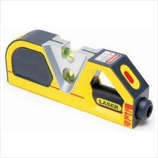 1pc Laser Level with 8 foot Tape Measure