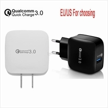 Qualcomm QC3.0 Quick Charge EU Wall Charger AC Power Adapter