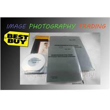 Mennon 18% Gray / White Card Set for White Balance / Exposure Value
