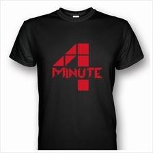 K-pop 4 Minute T-shirt