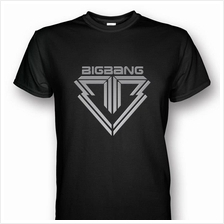 K-pop Bigbang Logo T-shirt
