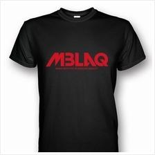 K-pop MBLAQ logo T-shirt
