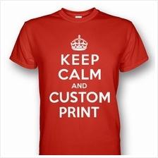 KEEP CALM Customized T-shirt