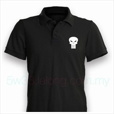 Punisher Classic Symbol Polo Shirt