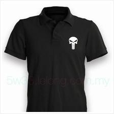 Punisher Logo Polo Shirt
