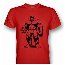 Red Hulk Fullbody Red T-shirt