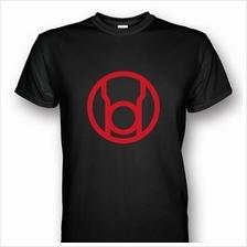 Red Lantern T-shirt Black
