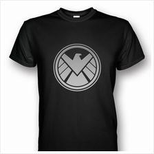 S.H.I.E.L.D. Silver T-shirt