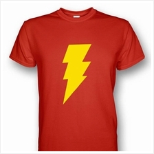 Shazam T-shirt Red