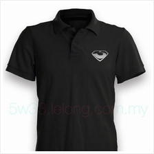 Man of Steel Zod Shield Polo Shirt