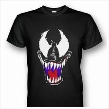 Spiderman Venom Face T-shirt