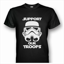 Star Wars Support Our Troops T-shirt