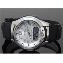 Casio 10 Year Battery ANALOG DIGITAL Watch AQ-180W-7BDVDF