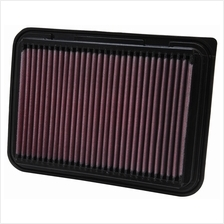 K&N Air Filter for Toyota VIOS 1.5 2007-2013 (33-2360)