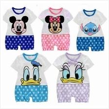 Disney Baby Short Rompers