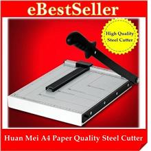 Huan Mei High Quality A4 Paper, Cards, Document Steel Cutter Trimmer