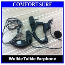 Earphone for Baofeng BF - 888S & K-head Walkie Talkie