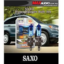 SAXO 4800K H4 Yellowish White Halogen Bulb Made in Korea *JPJ Approve*