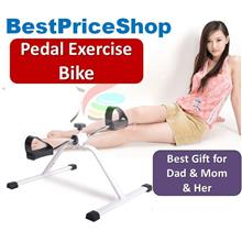 Quality Pedal Mini Exercise Bike Multi-Resistance Level Parent Gift