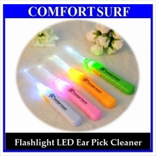 BUY 1 FREE 1 Flaslight LED Earpick Ear Cleaner for Kids Adults